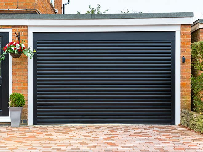 Captivating Garage Door